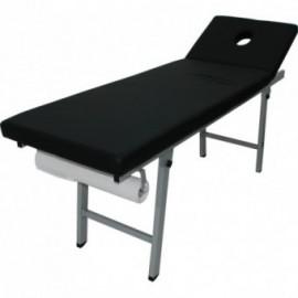 Divã em aço para fisioterapia
