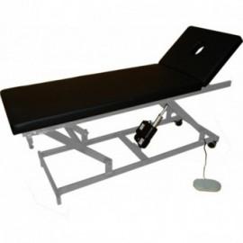 Divã eléctrico para fisioterapia
