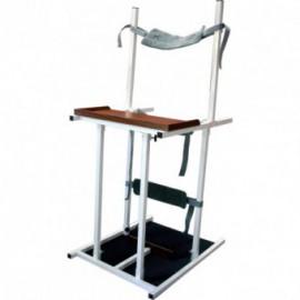 Standing frame tetraplégico