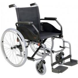 Cadeira de Rodas Manual em Aço CELTA C/ EIXOS RECUADOS