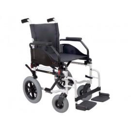 Cadeira de Rodas Manual em Aço IBERA TRANSIT