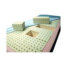 Colchão Anti-Escara Cubos Látex APOLO 190x88x17cm
