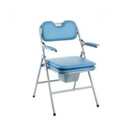 Cadeira Sanitária Dobrável Omega