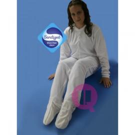 Pijama de Inverno para acamados