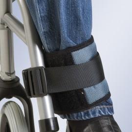 Imobilizador de tornozelo para cadeira