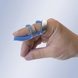 Tala Imobilizadora de dedo em alumínio Ref.OM6201