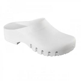 Soca em Termoplástico Branco HCLOG01