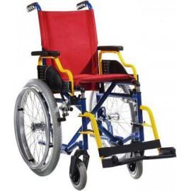 Cadeira de Rodas Infantil em Aço LILIPUT