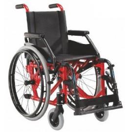 Cadeira de Rodas Infantil em Alumínio EXTRALIGHT