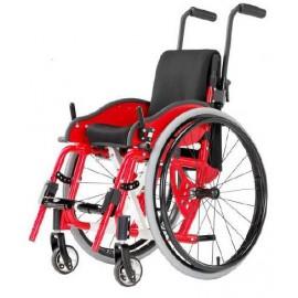 Cadeira de Rodas Infantil em Alumínio BABY  EVOLUTION F
