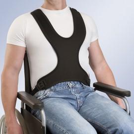 Colete Imobilizador Pediátrico para Cadeira de Rodas