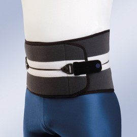 Colete Semi-Rígido STAR BRACE DYNAMIC® Curta 18-27 cm (SD100)