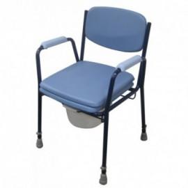 Cadeira sanitária Comode compacta