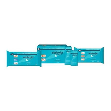 Toalhetes humedecidos Addermis com Aloé Vera 30x30 cm (60 Unid)