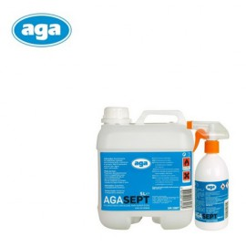 Agasept S-Desinfetante de Objetos e Superfícies com Álcool 5 L