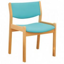 Cadeira simples sem braços