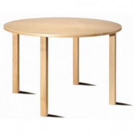Mesa de refeições redonda